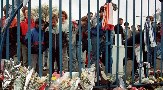 A campaigner for justice following the Hillsborough disaster said it was 'insensitive' to use crowd control barriers for an FA Cup game