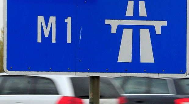 The closure of the M1 at its junction with the M6 will allow demolition crews to dismantle a bridge linking the two motorways