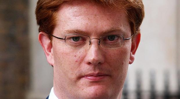 Danny Alexander has refused to be drawn on whether Margaret Thatcher should be honoured with a state funeral