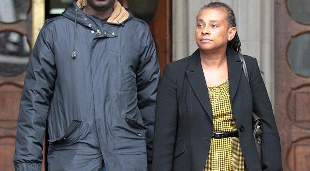 Stephen Lawrence's brother Stuart, seen here with his mother Doreen, has spoken about the night of his brother's death