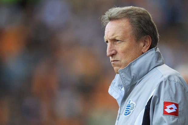 Neil Warnock's sacking came as a shock