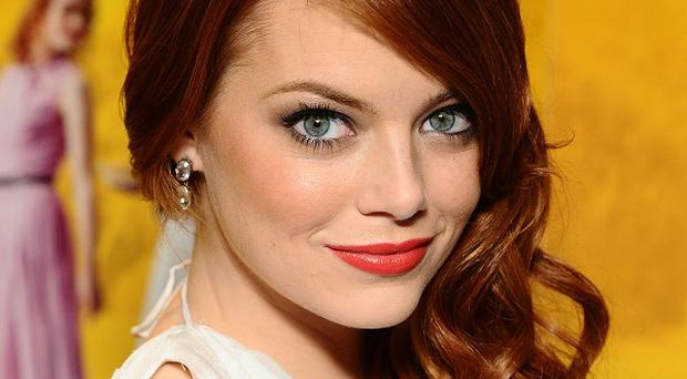 Emma Stone is also set to help produce the movie