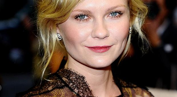 Kirsten Dunst has been recognised by US film critics for her work on Melancholia