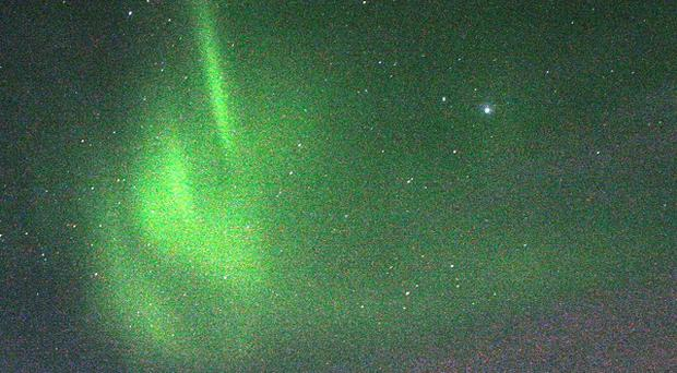 The celebrated Northern Lights, also known as the Aurora Borealis, has its best chance of being seen in more than a decade
