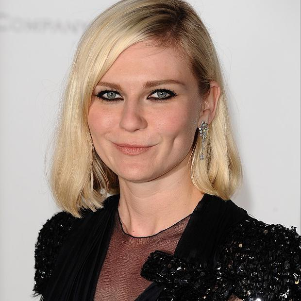 Kirsten Dunst said she was afraid of Jean Christophe Prudhon