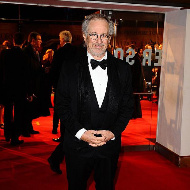 Steven Spielberg said War Horse made the Duchess of Cambridge reach for the tissues