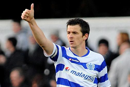 Joey Barton faced a backlash from Irish Twitter users
