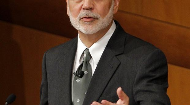 Federal Reserve chairman Ben Bernanke has refinanced his home which has raised eyebrows around the world