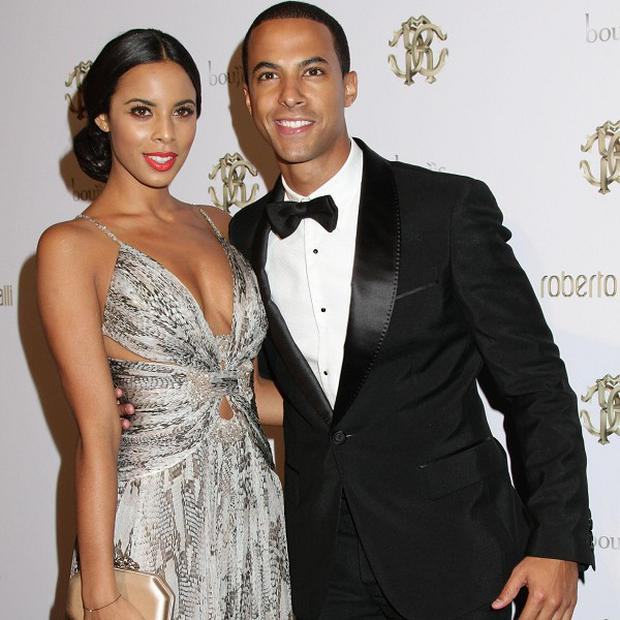 Marvin Humes bought Rochelle Wiseman a car as an engagement present