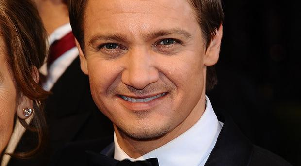 Jeremy Renner stars in the latest Bourne film
