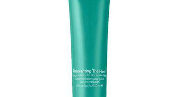 <b>1. Reinventing the heel:</b> £20, origins.co.uk - This intense moisturising cream works wonders on even the most dry and cracked heels. It's simple, effective and luxurious.