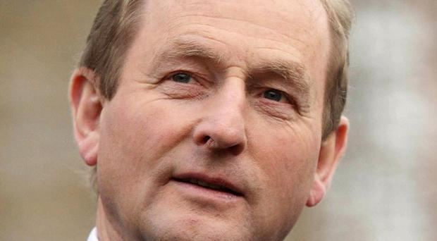 Taoiseach Enda Kenny has welcomed the news of 300 new jobs being created by two companies