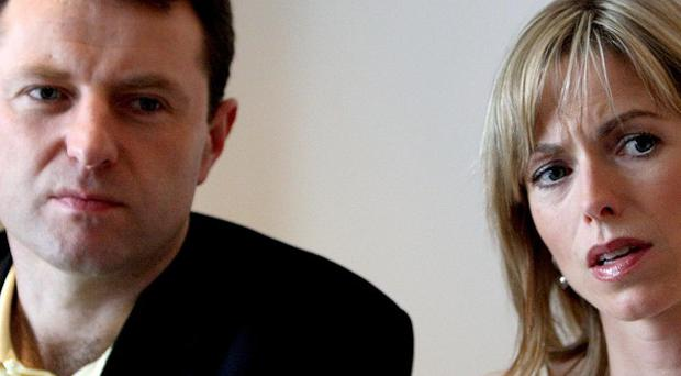 Accounts show that Gerry and Kate McCann's fund to help find their daughter Madeleine has dwindled to 125,000 pounds
