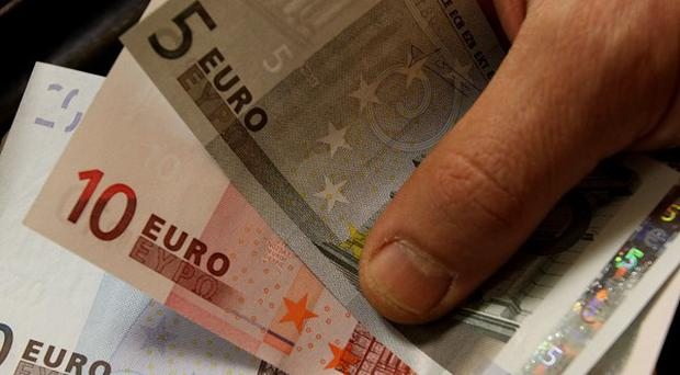 Several countries in the eurozone are facing the threat of having their credit rating lowered (AP)