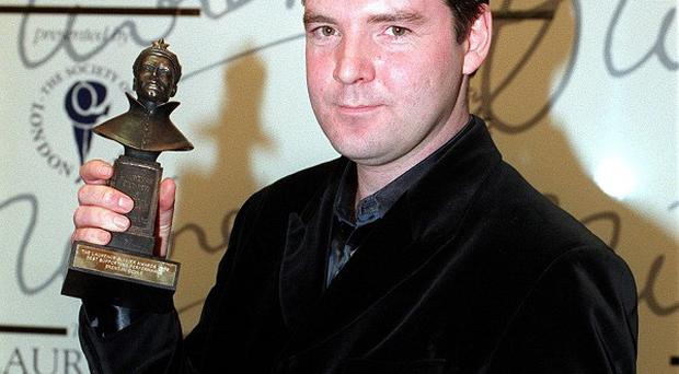 Brendan Coyle is nominated for his role in Downton