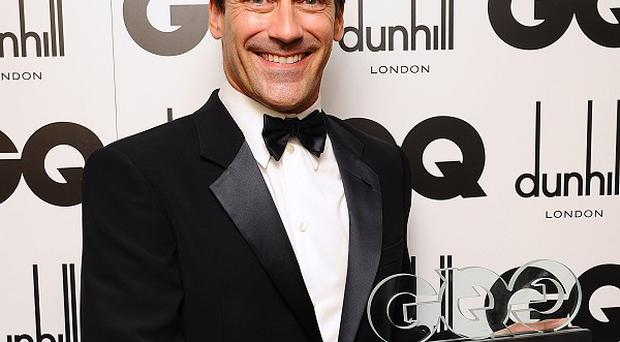 Jon Hamm revealed the date of the Mad Men season premiere