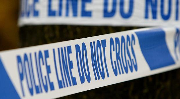 A husband and wife were violently attacked with bricks and a stick on Henn Street, Tipton