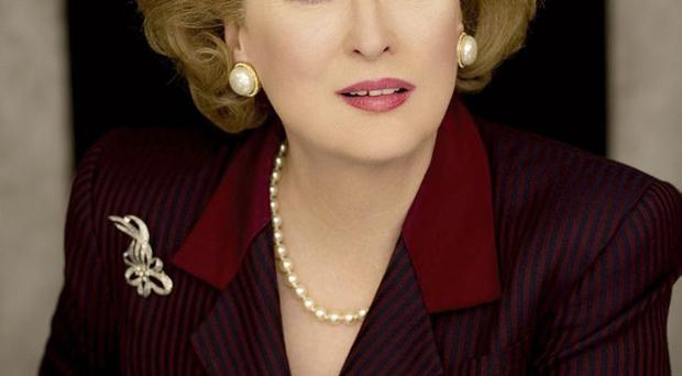Taboo subject: Meryl Streep's role in The Iron Lady has highlighted Mrs T's illness