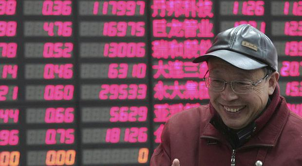 Asian stock markets were boosted amid signs of a strengthening US economy