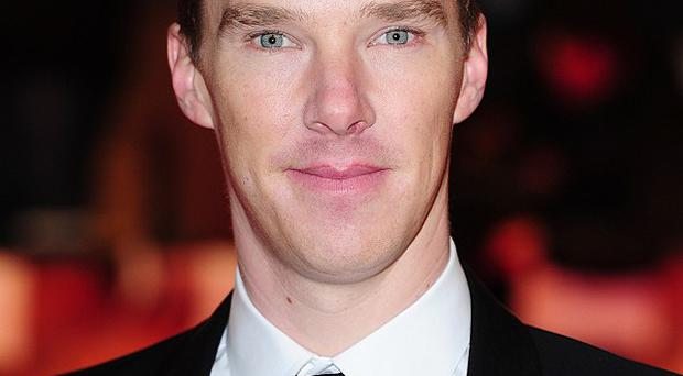 Benedict Cumberbatch will play Smaug the dragon in The Hobbit using motion capture