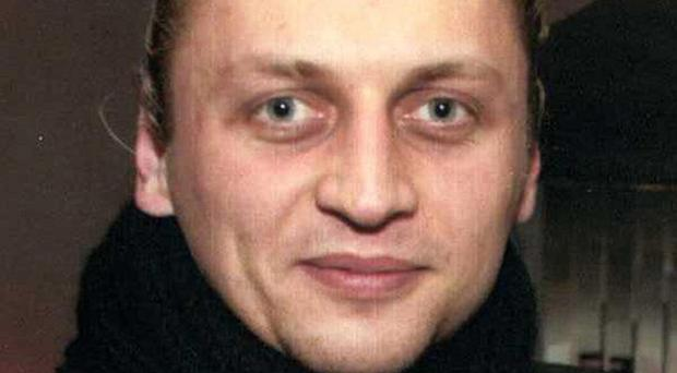 Bogdan Paduret was shot outside his house in north London in front of his friend who had given him a lift home from work