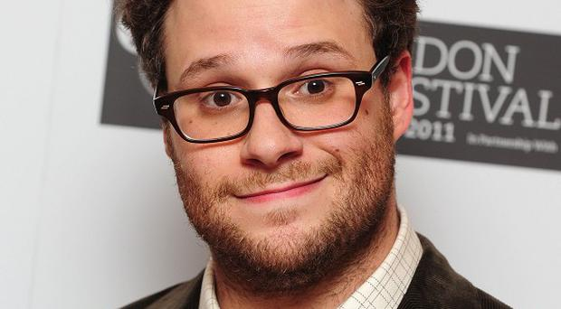 Seth Rogen has admitted relieving himself while parked in Tom Cruise's driveway