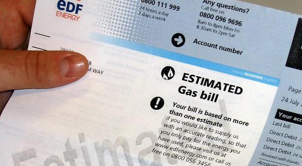 EDF announced plans to cut gas bills by five per cent