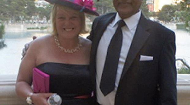 Avtar and Carole Kolar, who have been named as the couple that were found dead at a house in Birmingham