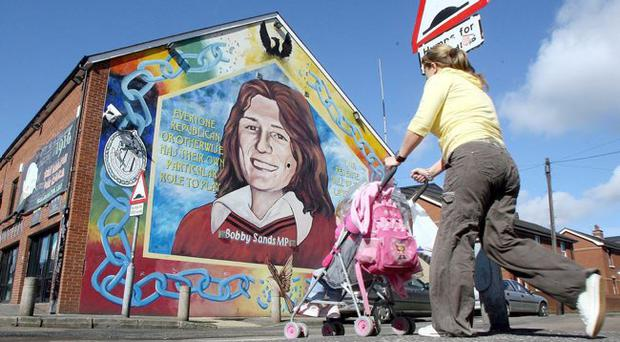 The 1981 hunger strike immortalised Bobby Sands and led to splits among republican figures such as Bernadette McAliskey