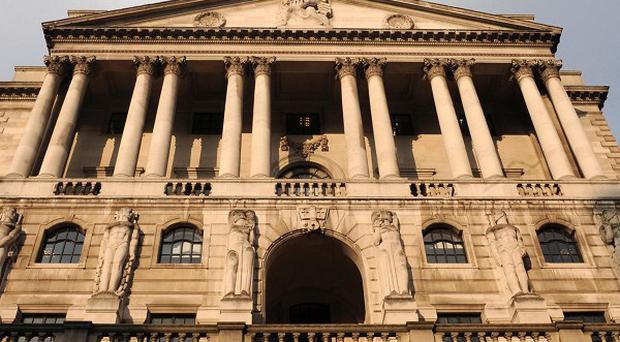 The Bank of England has held interest rates at their current record low