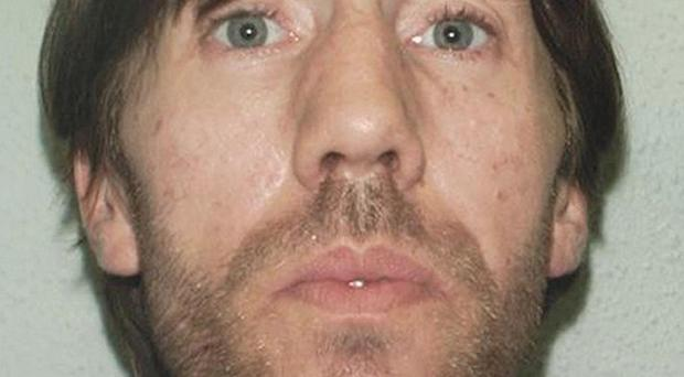 Rapist Michael Roberts who has told he will live out his days behind bars (Metropolitan Police/PA)