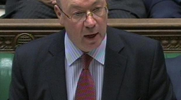 Foreign Office minister Alistair Burt said the Government was 'disappointed' by some recommendations in a report on the Sri Lankan civil war