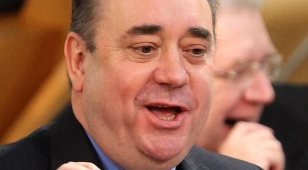 Alex Salmond has dismissed fresh attempts to force an early referendum on Scottish independence