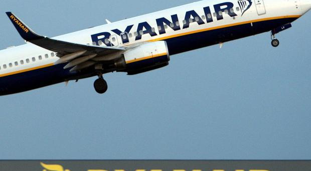 Ryanair passengers will have to pay an additional 25p for bookings from next week to cover the cost of the European Emissions Trading System