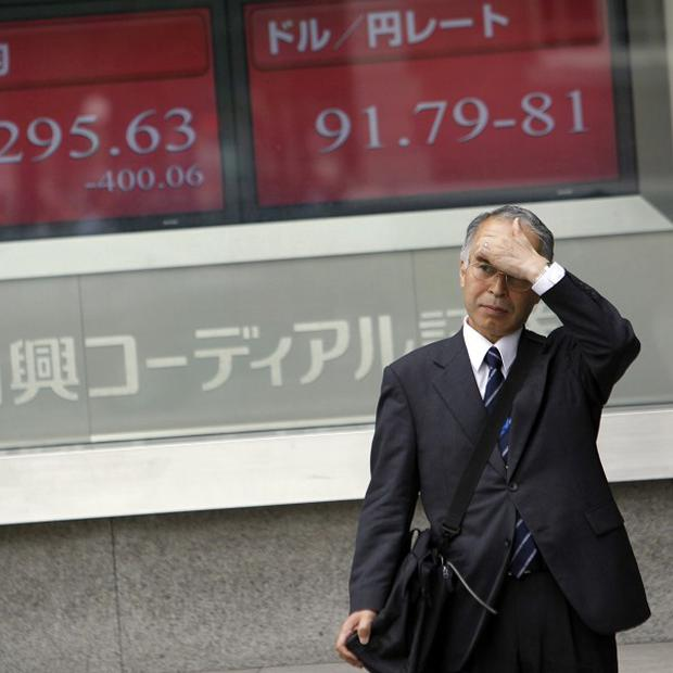 Japan's Nikkei 225 index gained one per cent to 8,471