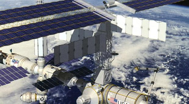 International Space Station fired its engines to avoid space junk