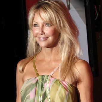 Heather Locklear was taken to a Southern California hospital (AP)