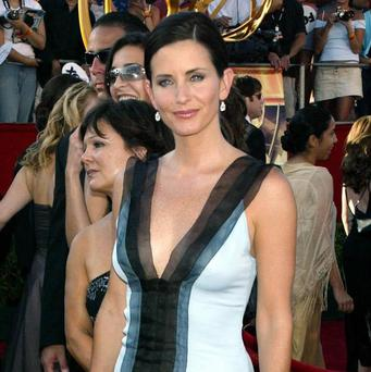 Courteney Cox described David Arquette as her best friend