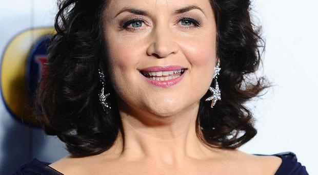 Ruth Jones has penned and stars in new comedy series Stella