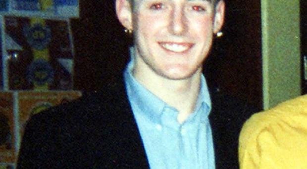 Gerard Lawlor was shot dead by loyalists in north Belfast in 2002