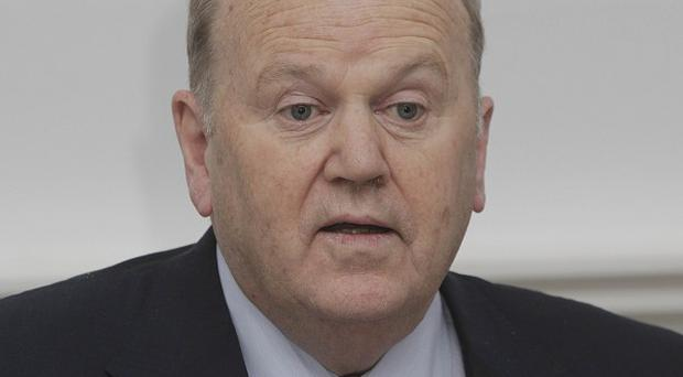 Finance Minister Michael Noonan has said Ireland will not need a second bailout