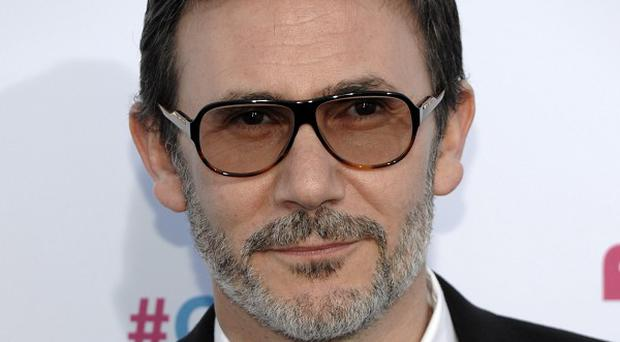 Michel Hazanavicius at the 17th Annual Critics' Choice Movie Awards in Los Angeles (AP/Dan Steinberg)