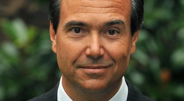 Lloyds Banking Group boss Antonio Horta-Osorio has said he will not take his annual bonus