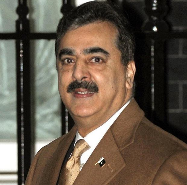 Pakistan PM Yousuf Reza Gilani reportedly expressed fears of an imminent army coup to a British diplomat in the country