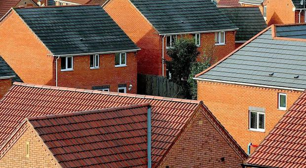 Levels of repossession are much higher in Northern Ireland than the rest of the UK, the Housing Rights Service said