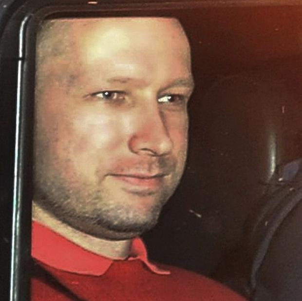 Anders Behring Breivik has confessed to the bomb and shooting spree on July 22 that killed 77 people (AP)