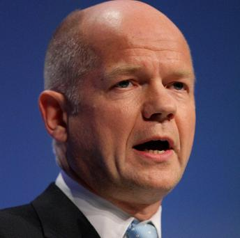 Foreign Secretary William Hague urged all parties in Pakistan to ensure stability amid rumours of a possible military coup