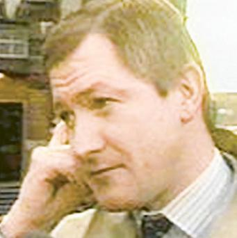 Solicitor Pat Finucane was shot dead by loyalists in his north Belfast home in 1989