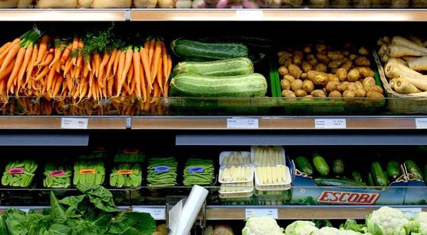 Britons only eat 258g of fruit and vegetables per day, according to a new study