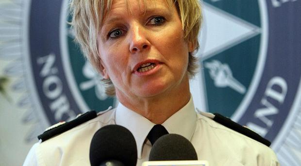 PSNI deputy chief constable Judith Gillespie has said detection rates for sectarianism are falling below target